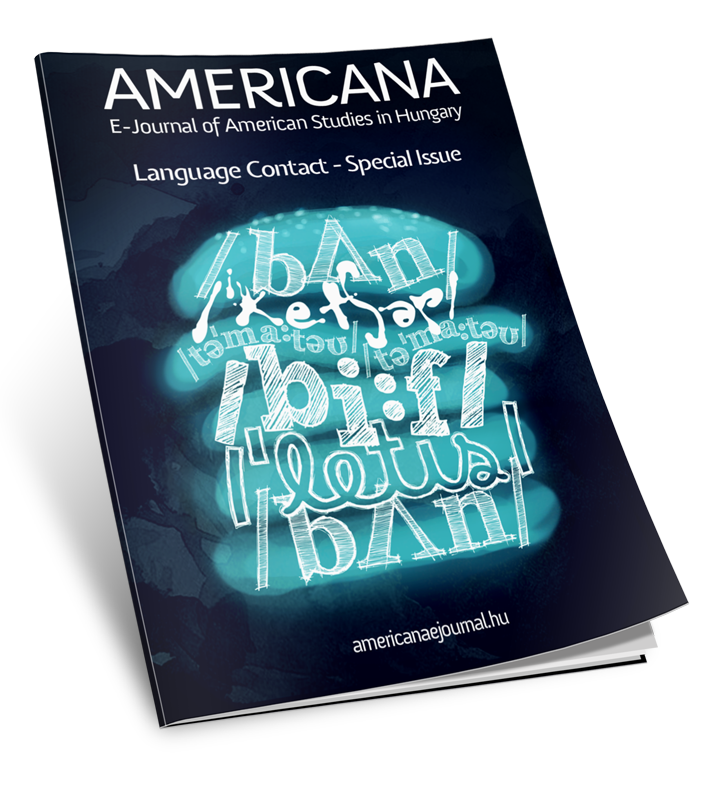 Language Contact Special Issue