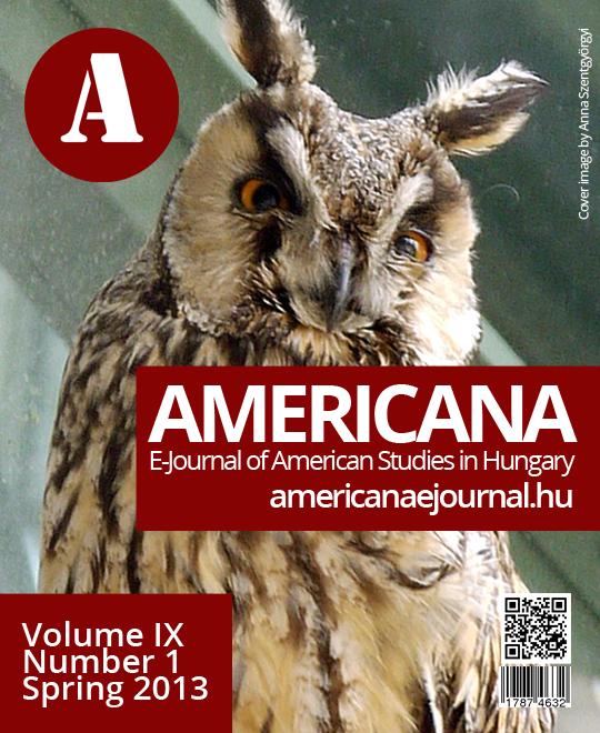 Volume IX, Number 1, Spring 2013