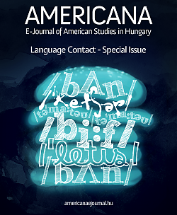 Volume VII, Language Contact - Special Issue